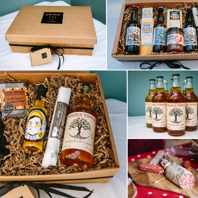 Reccomend a friend hamper